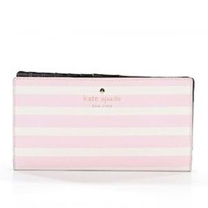 Kate Spade New York Stacy Bifold Striped Wallet